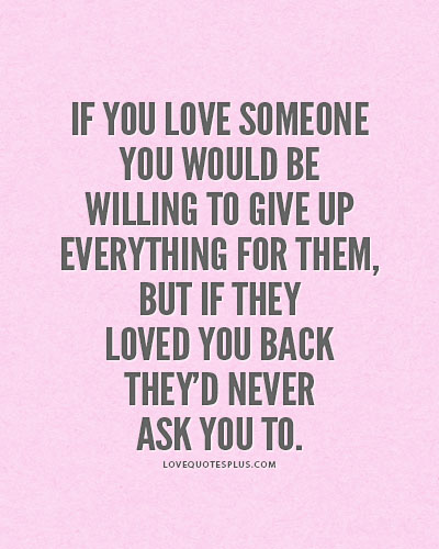 Never Give Up On Someone Quotes. QuotesGram