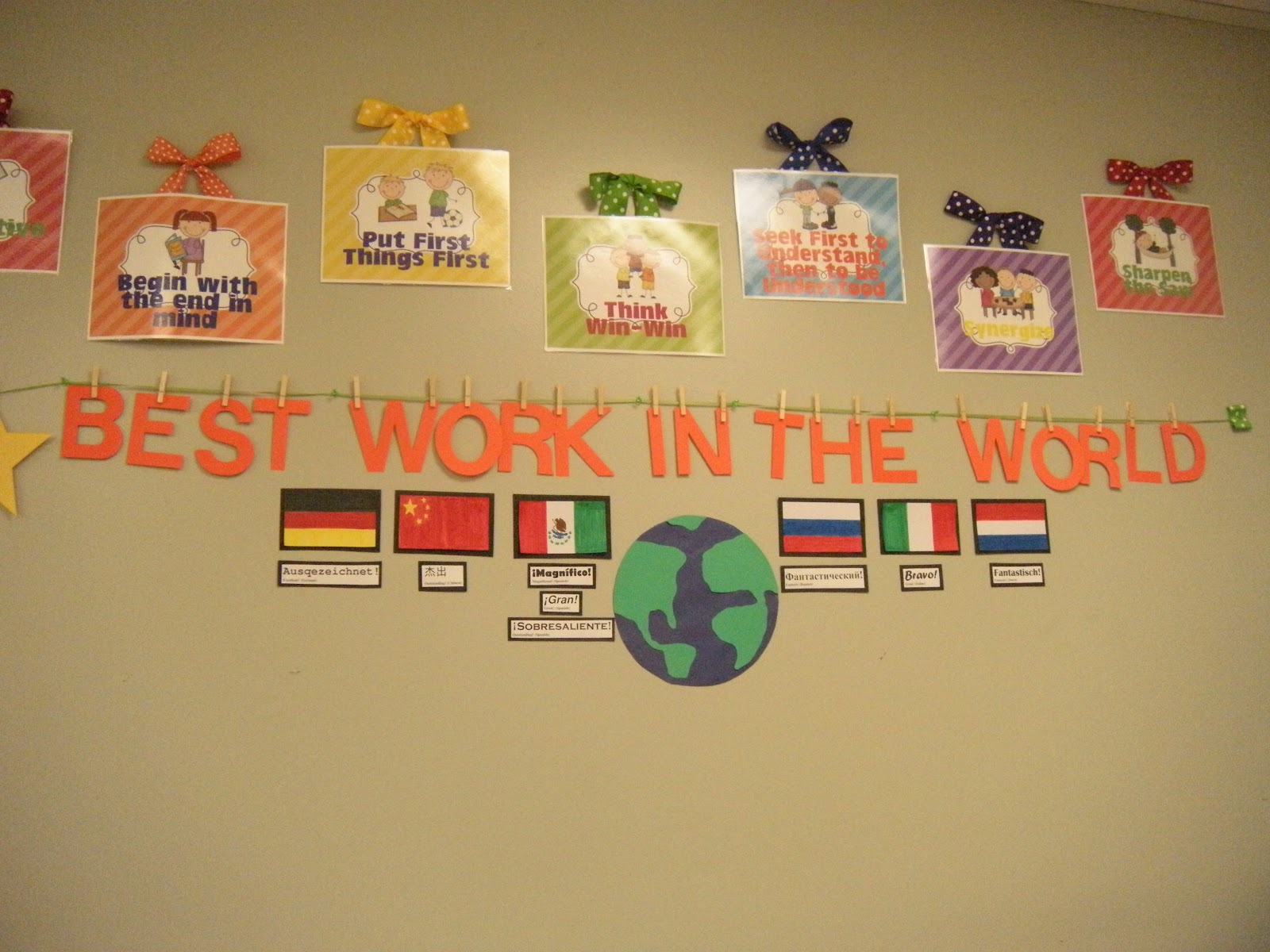 Classroom Decorations For Grade 7 : Class quotes for th graders quotesgram