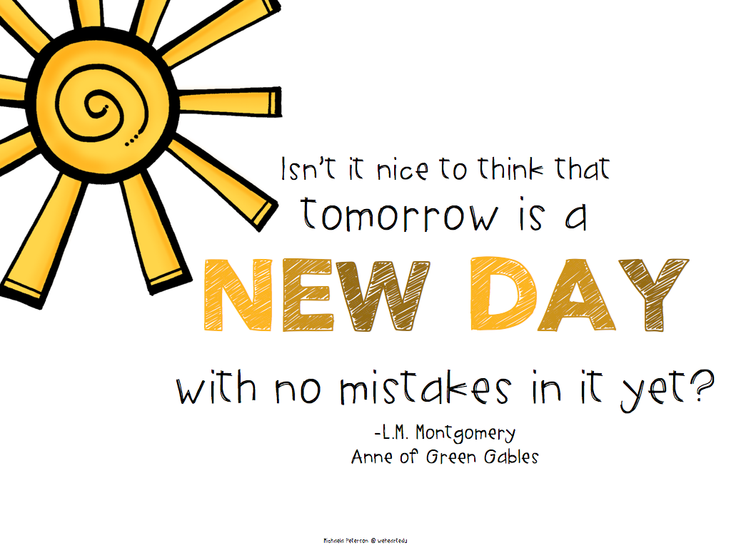 inspirational quotes about fresh start