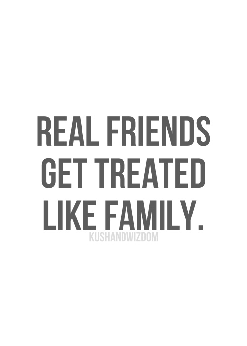 Quotes For Family Friend : Family and friends quotes quotesgram