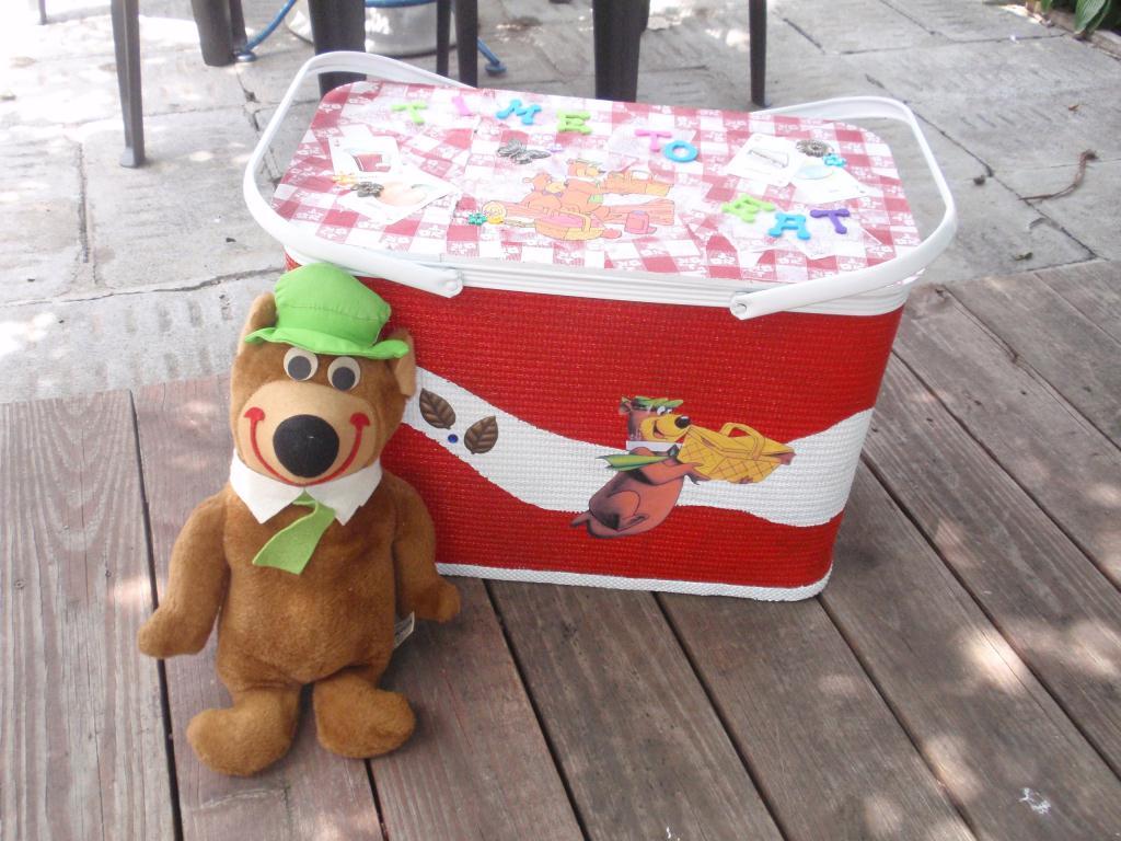 Yogi Bear Quotes Picnic Basket: Yogi Bear Hey Boo Boo Quotes. QuotesGram