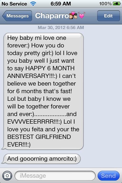 Boyfriend Quotes For 1 Month Quotesgram