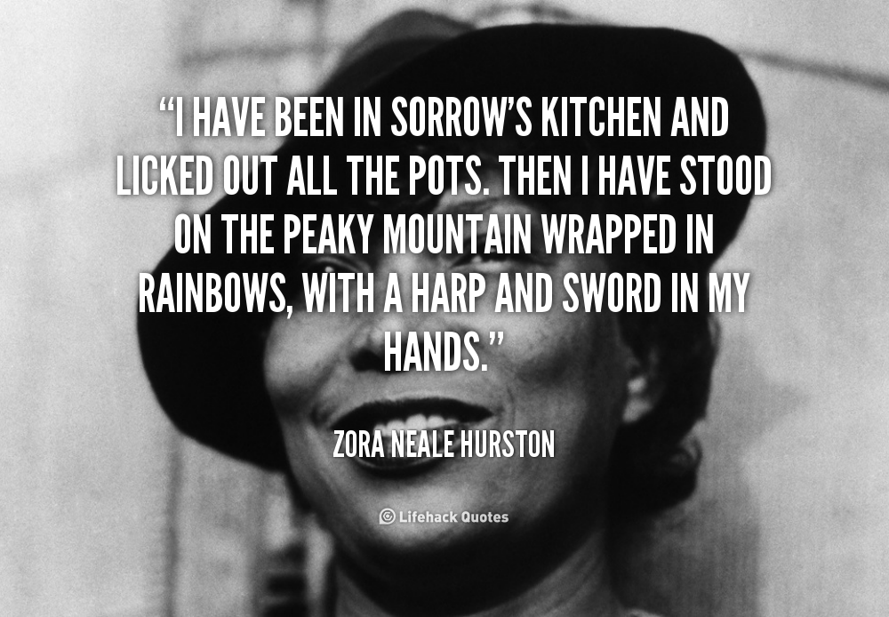 the inspirations and motivations of zora neale hurston in exposing the negative impacts of racism in Free eyes watching god papers, essays  the main character of zora neale hurston's their eyes were watching god  by exposing janie to the world.