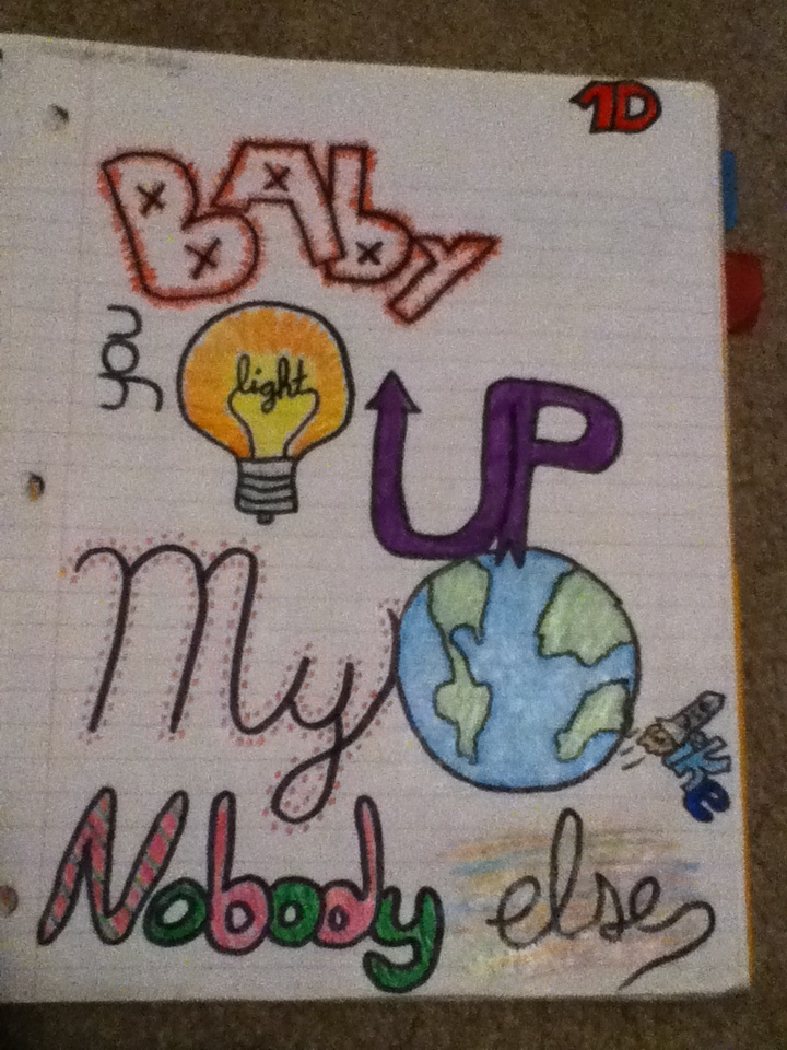 One Direction Drawing Quotes One Direction S...