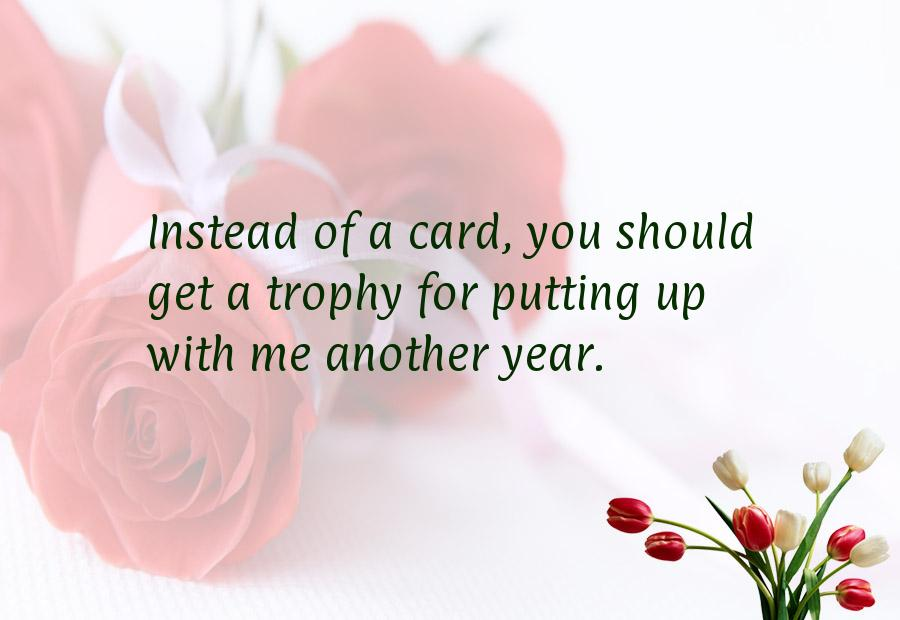 Anniversary quotes for wife quotesgram