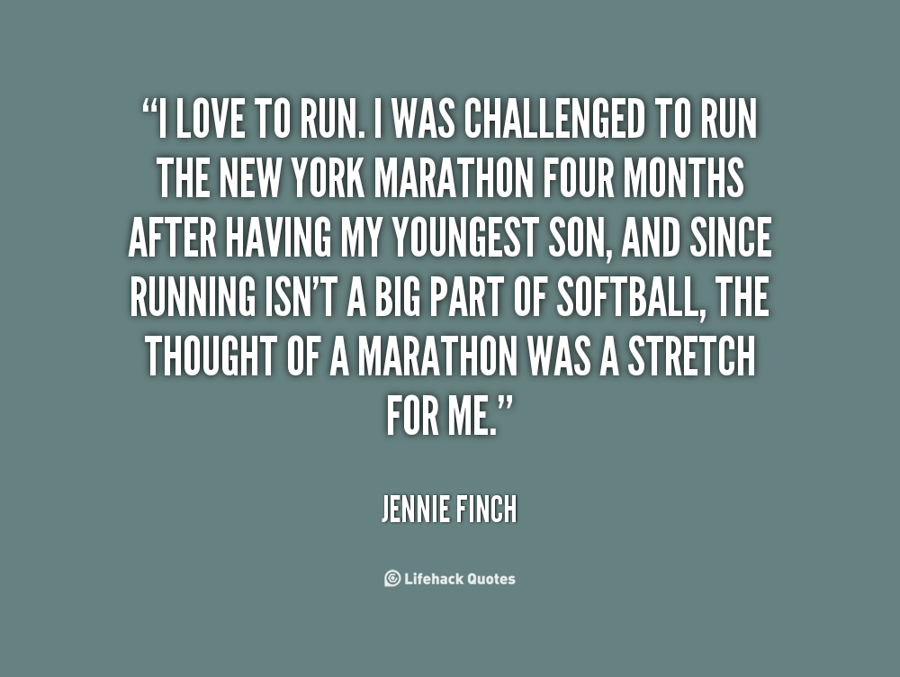 Motivational Softball Quotes Jennie Finch. QuotesGram
