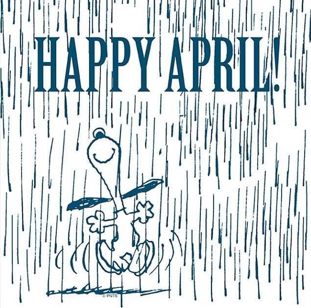Spring Showers Bring Wet Basements: April Shower Quotes With Snoopy. QuotesGram