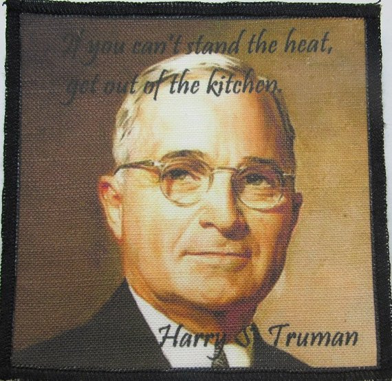 Harry S Truman Quotes. QuotesGram