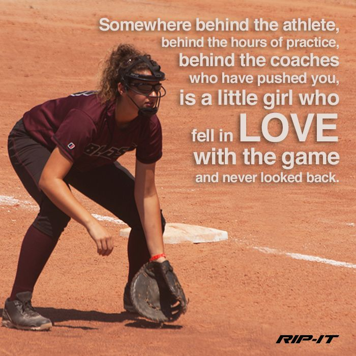 Best Motivational Quotes For Youth Athletes: Softball Dedication Quotes. QuotesGram