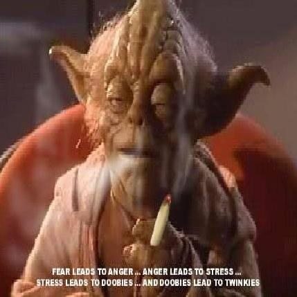 Star Wars Yoda Quotes About Drugs. QuotesGram
