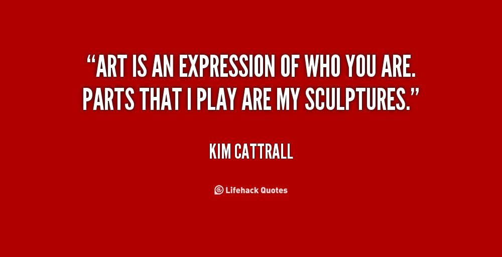 Artistic Expression On Quotes. QuotesGram