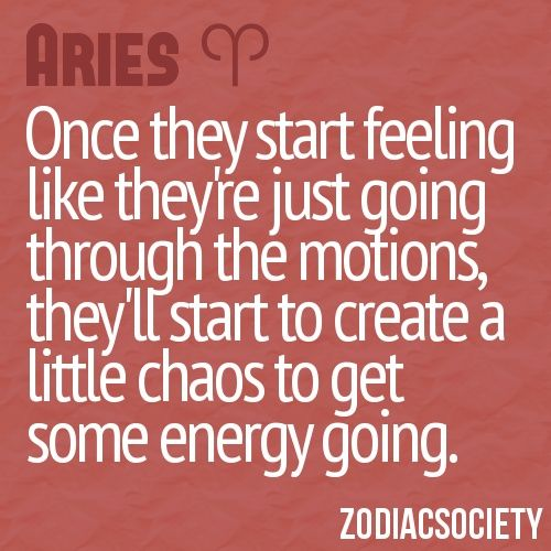 Aries Quotes: Aries Zodiac Quotes And Sayings. QuotesGram