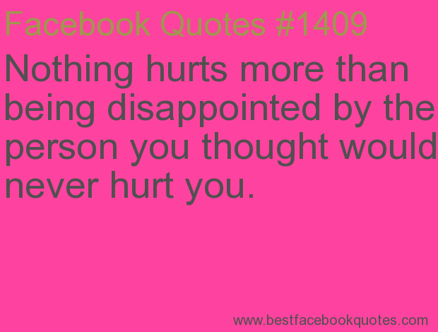Facebook Quotes About Being Hurt Quotesgram. Book The Vow Quotes. Success Event Quotes. Morning Quotes Good Day. Fashion Victim Quotes. Deep Quotes Meaningful. Bible Quotes Unfaithful Husband. Famous Quotes Zorba The Greek. Smile Dog Quotes