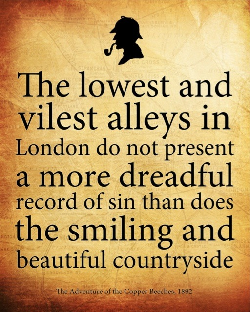 Sherlock Holmes Quotes: Sherlock Holmes Famous Quotes. QuotesGram