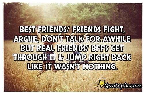 Best Friends Even Though We Fight For Quotes. QuotesGram
