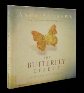 the butterfly effect case study The butterfly effect describes how a small change in one state of a deterministic nonlinear system can result in large differences in a later state, eg a butterfly flapping its wings in china can cause a hurricane in texas.