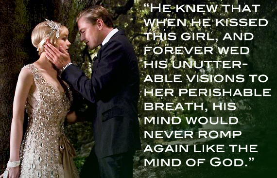 Quotes About Love In The Great Gatsby : Quotes About Daisy Gatsby. QuotesGram