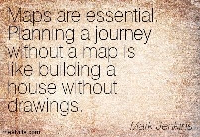 quotes about maps quotesgram