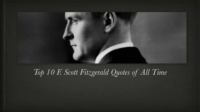 1920s Fitzgerald Quotes On Quotesgram border=