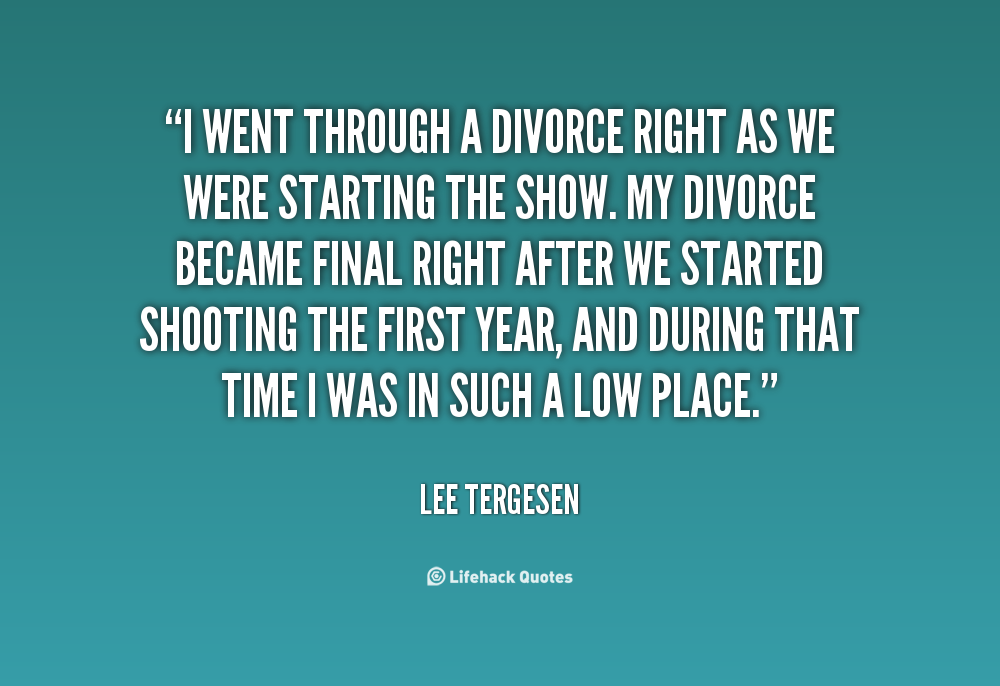 Inspirational Quotes After A Divorce. QuotesGram