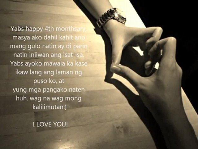 Happy Monthsary Quotes. QuotesGram