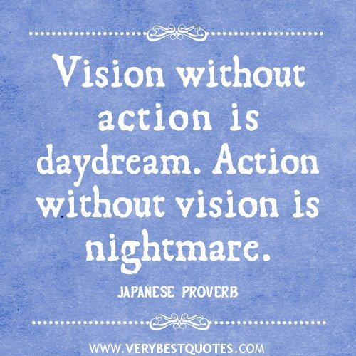 Leadership Vision Quotes: Visionary Quotes. QuotesGram