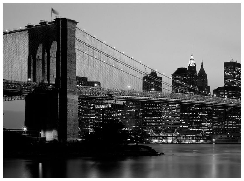 Фото городов черно-белые для интерьера