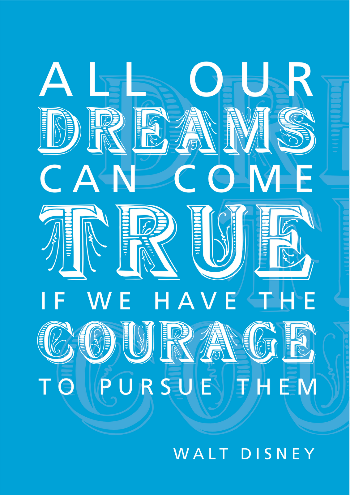 Walt Disney Quotes All Our Dreams. QuotesGram