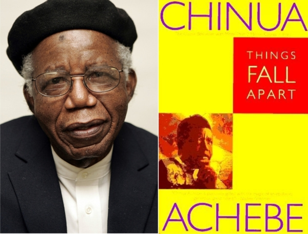 "a recreation of the worlds views on africans in the novel things fall apart by chinua achebe The celebrated author of ""things fall apart chinua achebe, african caught the world's attention with his first novel, ""things fall apart."