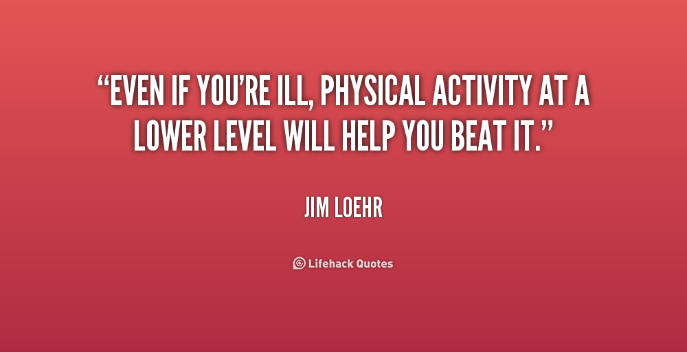physical development quotes A selection of 10 timeless quotes about physical activity.