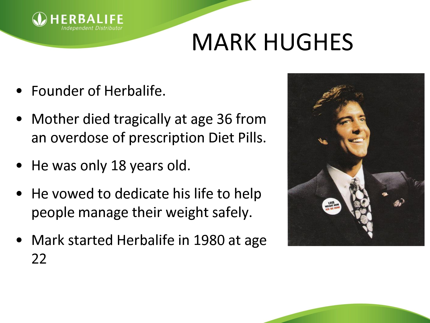 Mark Hughes Herbalife Quotes. QuotesGram