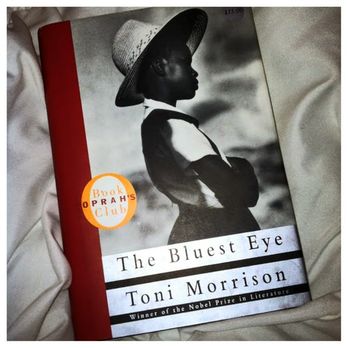 toni morrison the bluest eye and A biography sketch of toni morrison,  where she changed her first name to toni, toni morrison  the collected novels of toni morrison: the bluest eye.