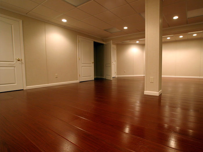 Basement Family Room Flooring Ideas