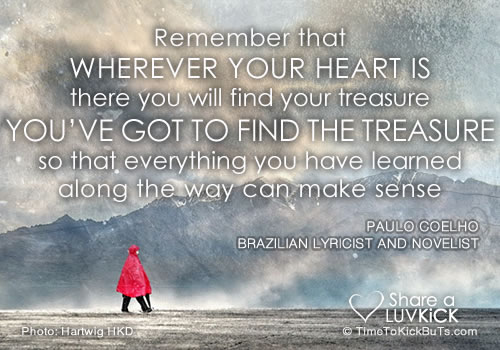 Quotes About Finding Treasure. QuotesGram