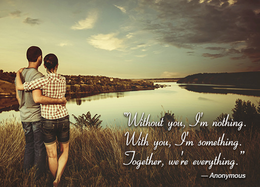 Walking Together Love Quotes. QuotesGram
