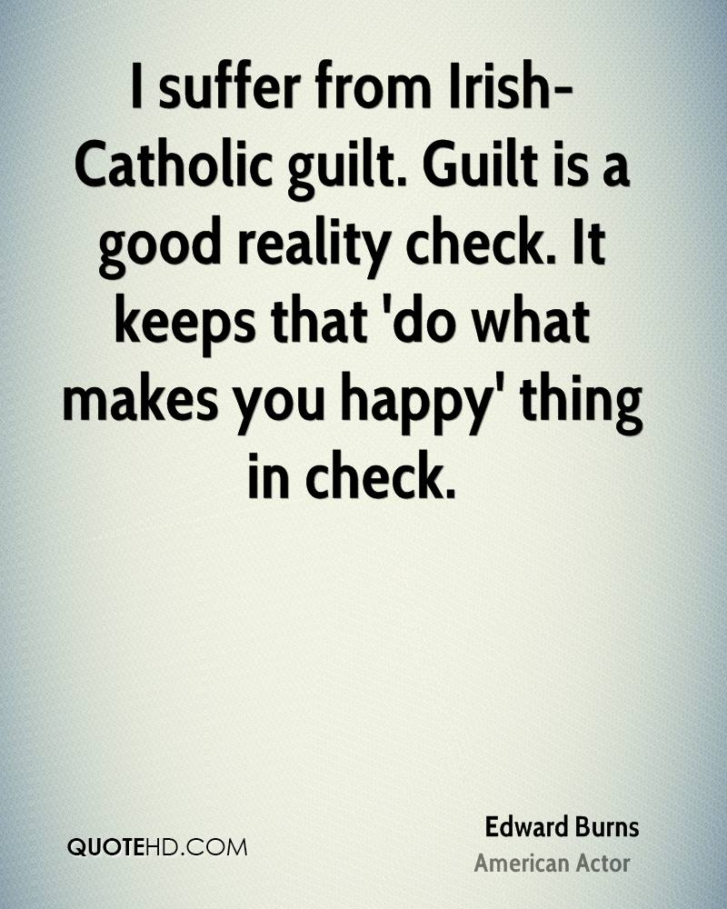 Catholic Quote Of The Day: Catholic Guilt Quotes. QuotesGram