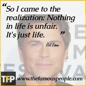 Chad Lowe Quotes Quotesgram