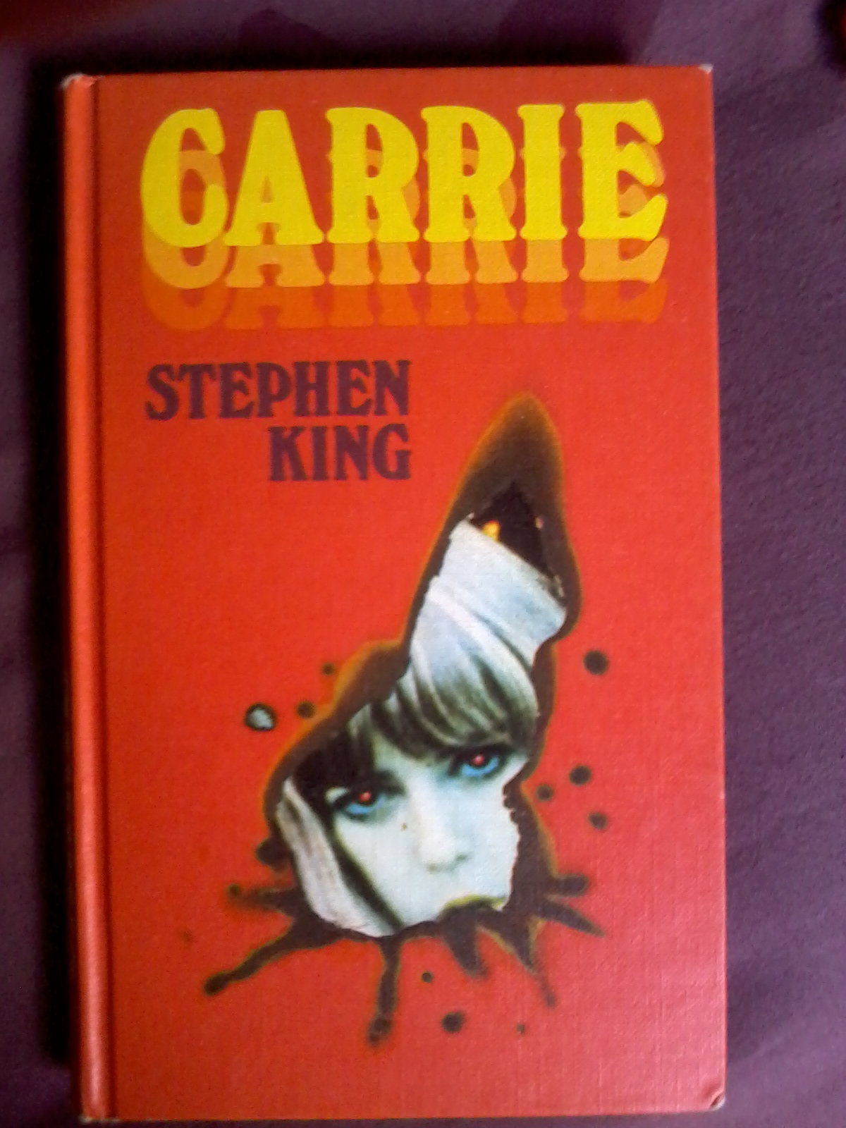 essays about carrie by stephen king And there's no better master to learn from than stephen king  carrie, king's first  novel, shows him already a master of suspense, using.