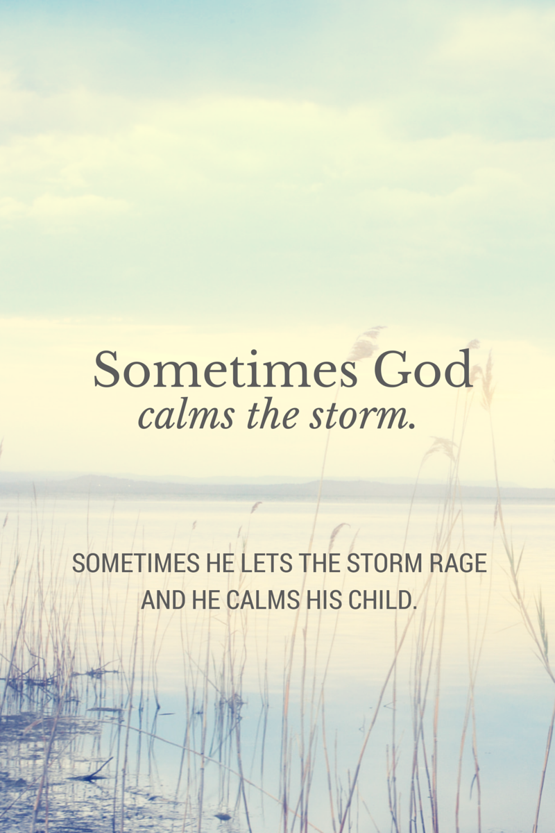 Positive Quotes About Storms Quotesgram