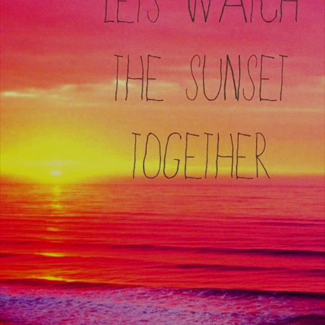 watching the sunrise quotes - photo #17