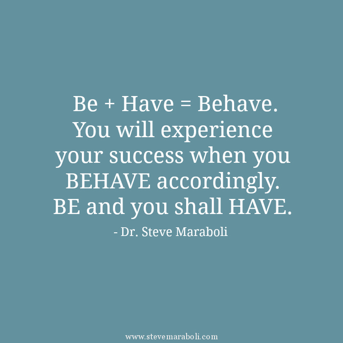 Change Your Behavior Quotes Quotesgram