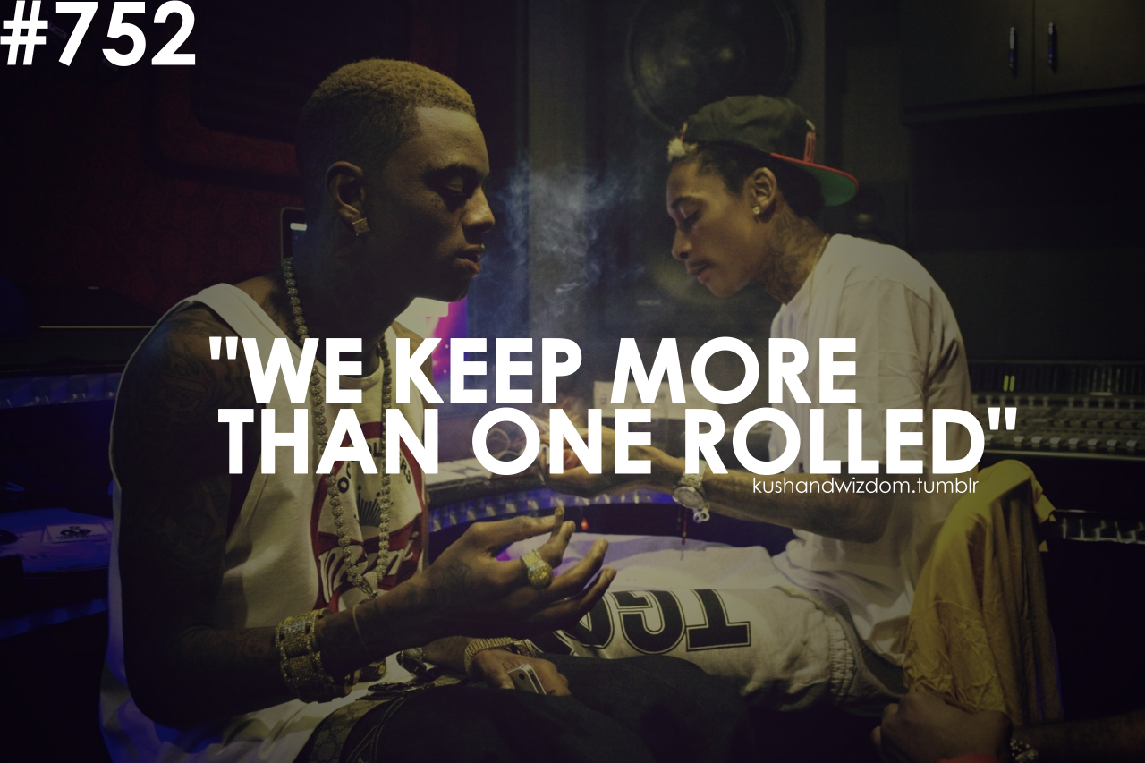 Tumblr quotes wiz khalifa weed