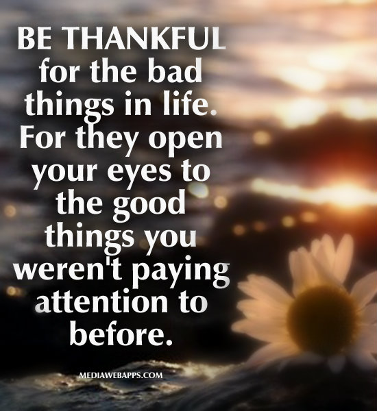 Thankful For Quotes: Being Thankful Quotes For Life. QuotesGram