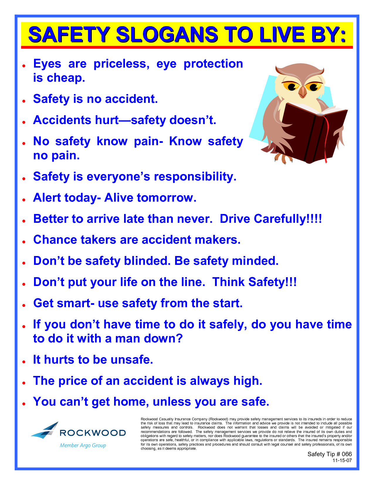 Funny workplace safety quotes quotesgram for Home safety facts