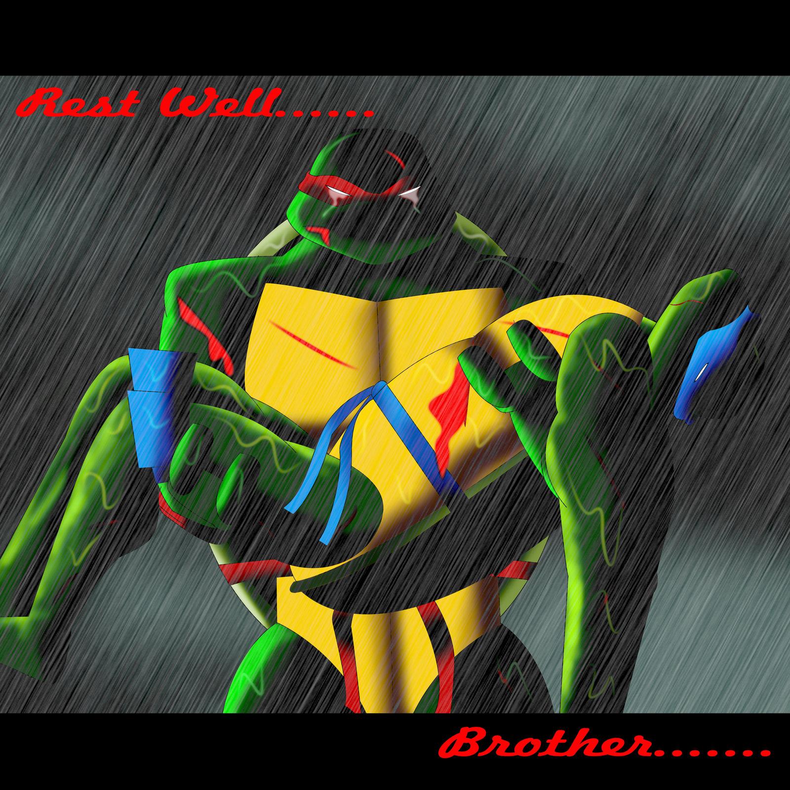 anime tmnt 2012 leo fanart