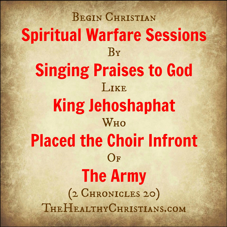 Spiritual Warfare Quotes. QuotesGram