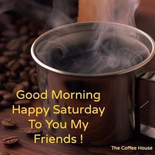 Good Morning Happy Saturday Quotes. QuotesGram