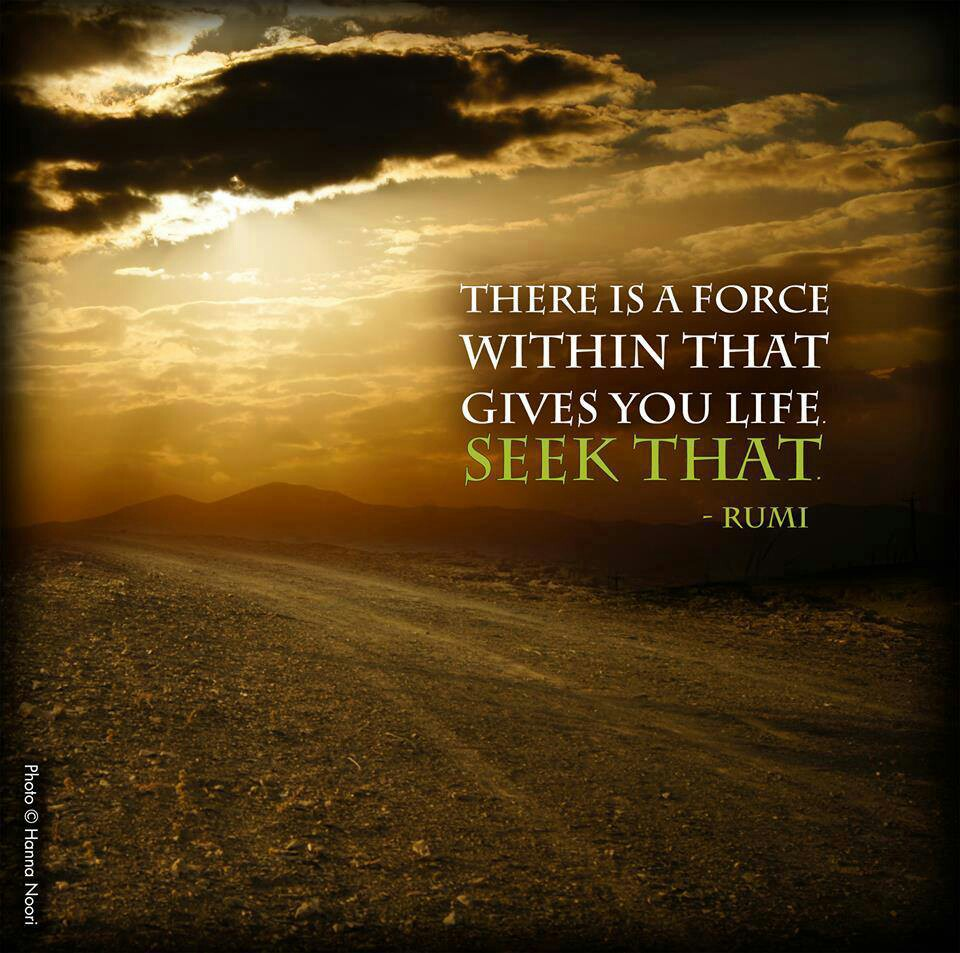 Inspirational Quotes About Positive: Jalaluddin Rumi Quotes. QuotesGram