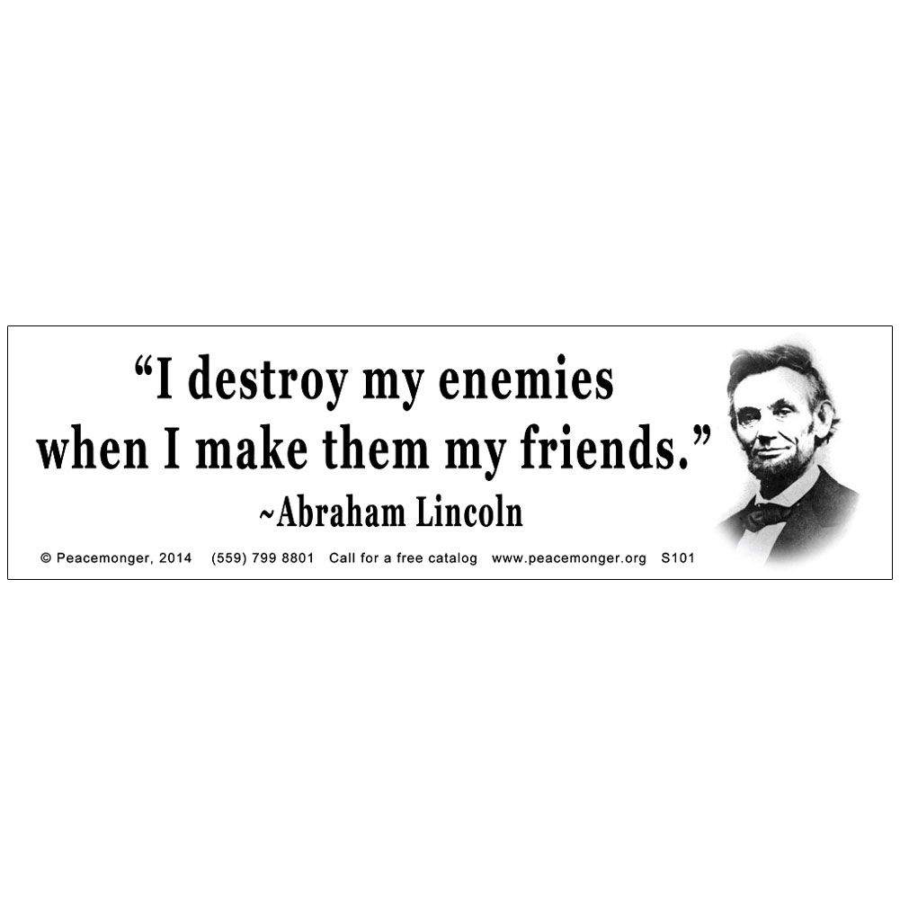 Abraham Lincoln Quotes On Friendship. QuotesGram