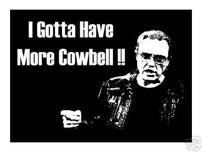 Saturday Night Live / Funny - TV Tropes |Christopher Walken Cowbell Quotes